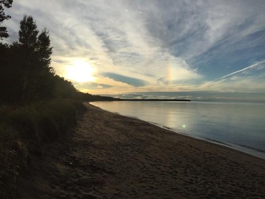 Lake Superior; Marquette, Michigan (Photo Credit: Ryan Magnuson)